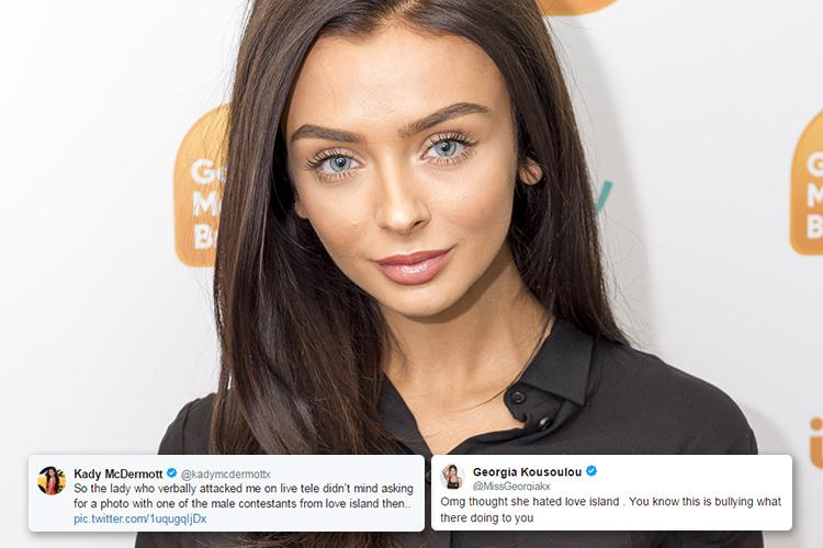 Kady McDermott accuses woman who started petition against her of bullying and sexism after furious Good Morning Britain row